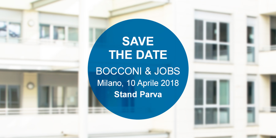 Parva Consulting | Bocconi Jobs Milano 2018