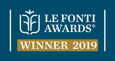 Le fonti awards 2019