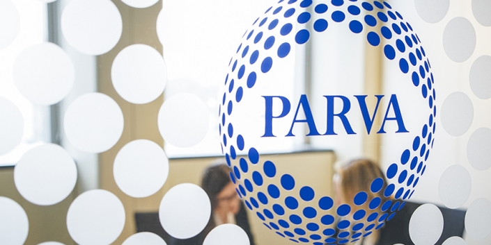 Parva office in Luxembourg